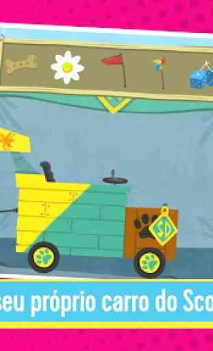 Boomerang Criar e Acelerar - Corra com Scooby-Doo 3