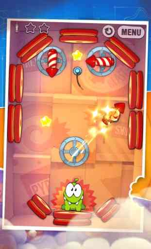 Cut the Rope: Experiments FREE 4