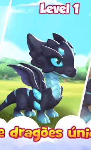 Dragon Mania Legends - Simulador de Dragões 3