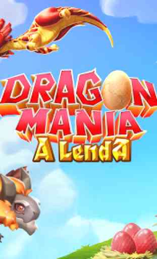 Dragon Mania Legends - Simulador de Dragões 4