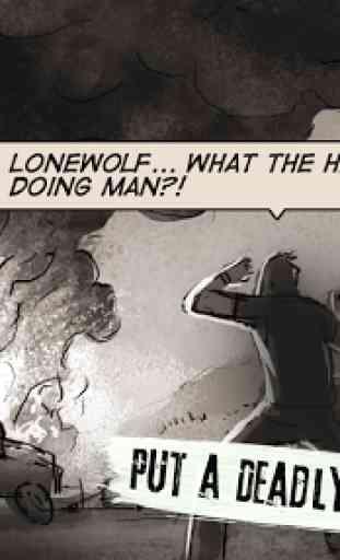 LONEWOLF (17+) - a Sniper Story 2