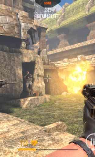 Modern Strike Online: Tiro FPS 3