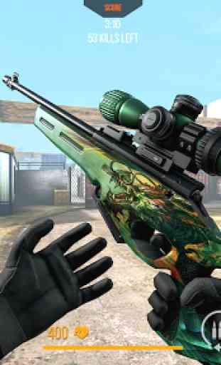 Modern Strike Online: Tiro FPS 4