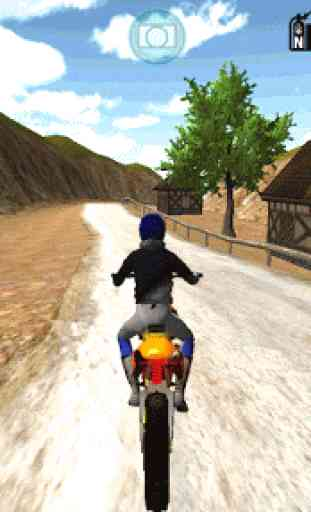 Motocross Countryside Drive 3D 2