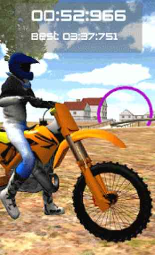 Motocross Countryside Drive 3D 3