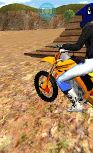 Motocross Countryside Drive 3D 4