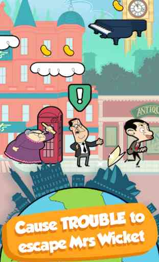 Mr Bean™ - Around the World 1
