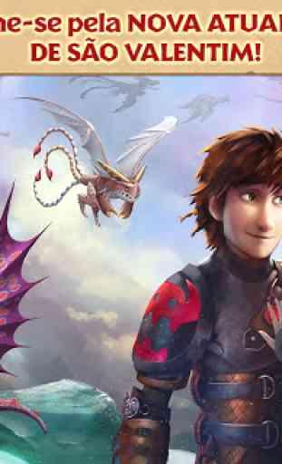 Dragões: A Ascenção de Berk 3