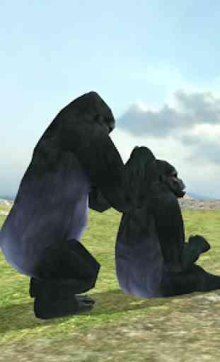 real gorila simulador 1