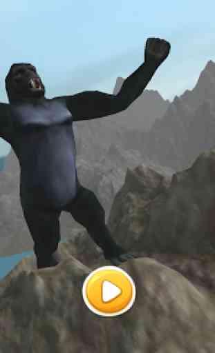 real gorila simulador 3