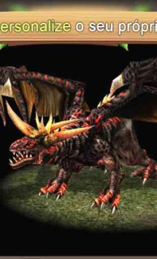 Simulador de Dragões Online 3