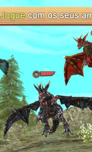 Simulador de Dragões Online 4