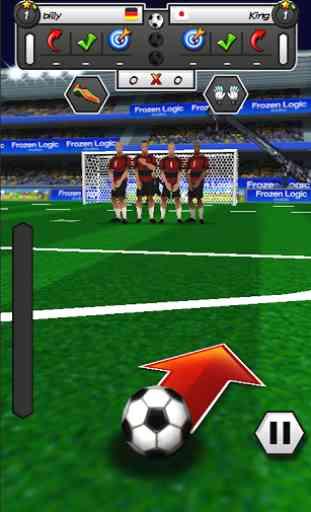 Soccer Free Kicks 2 3