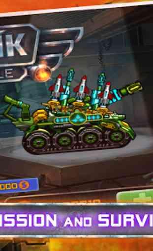 Tank Battle (Free, no ads) 3