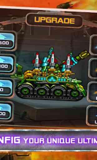 Tank Battle (Free, no ads) 4