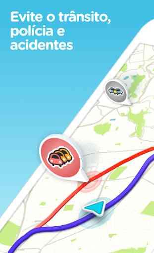 Waze - GPS, Mapas, Alertas, Trânsito em Tempo Real 2