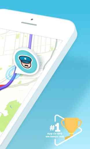 Waze - GPS, Mapas, Alertas, Trânsito em Tempo Real 3