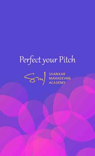 Perfect your Pitch 1