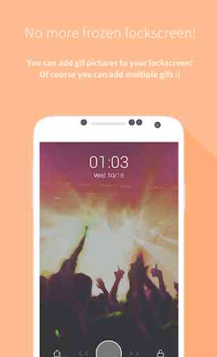 Mydol- Lockscreen, Virtual chat, Chat bot 2