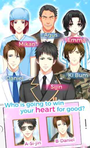 Otome Game: Love Dating Story 4