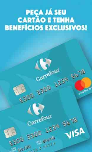 Cartão de Crédito Carrefour 1