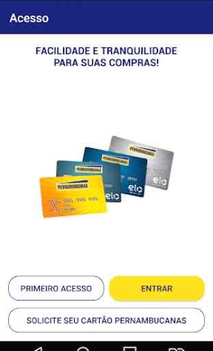 Cartão Pernambucanas 1
