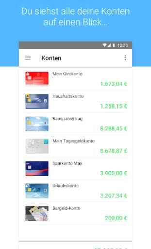 finanzblick Online-Banking 1
