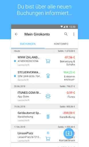 finanzblick Online-Banking 3