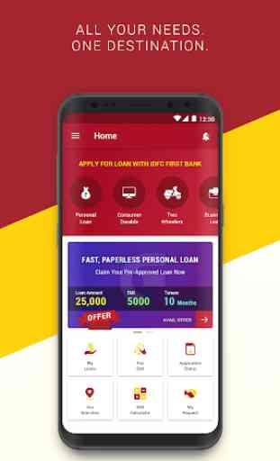 IDFC FIRST Loans 1