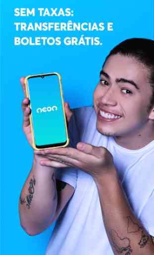 Neon - Conta digital gratuita e cartão de crédito 1