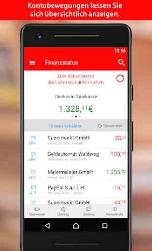 Sparkasse   Ihre mobile Filiale 2