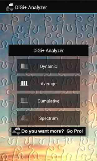 DiGi+ SPL Audio Analyzer 1