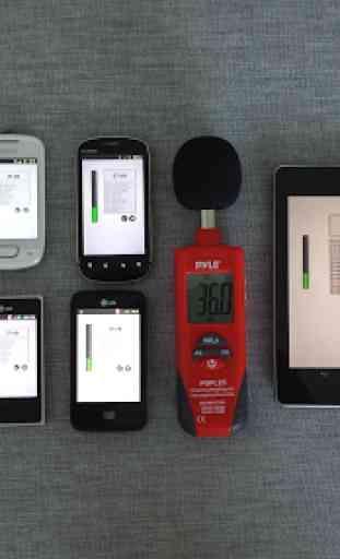 Sound Meter PRO 3
