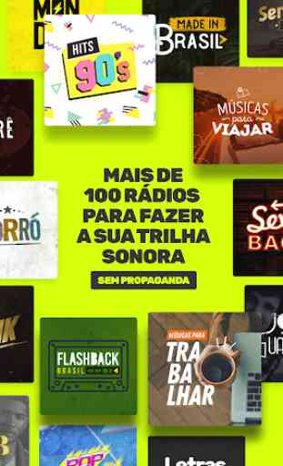 Vagalume FM: Rádios com música sem propaganda 1