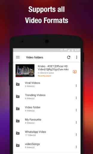 Video Player All Format - Full HD Video Player 3