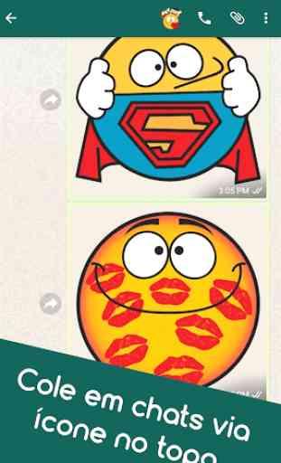 Emojidom emoticons para Facebook e emojis WhatsApp 4
