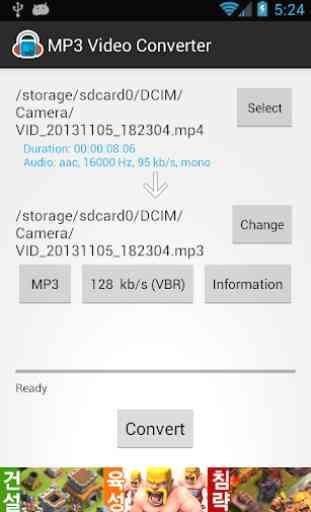 MP3 Video Converter 1
