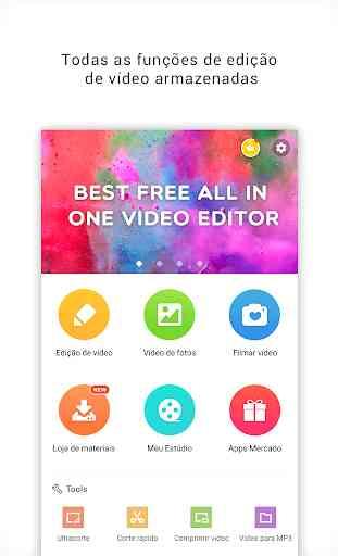 VideoShow - editor de vídeo,app para editar videos 1