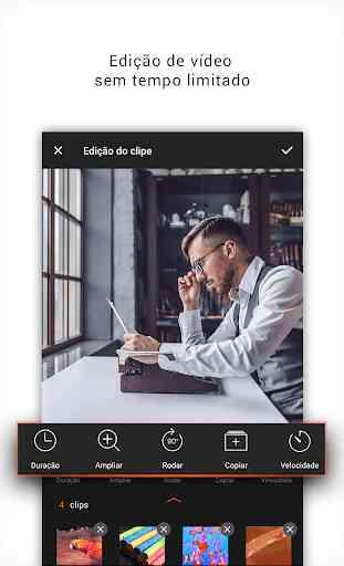 VideoShow - editor de vídeo,app para editar videos 3