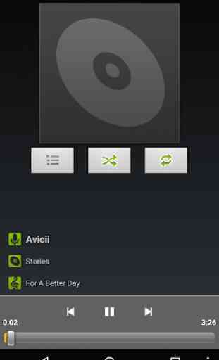 AOSP Music+ 2