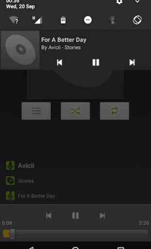 AOSP Music+ 3