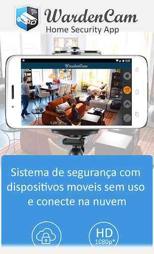 CCTV Câmera IP de vigilância 1