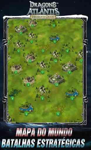Dragons of Atlantis: Herdeiros 2