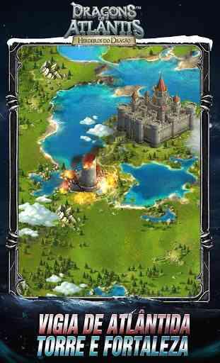 Dragons of Atlantis: Herdeiros 4
