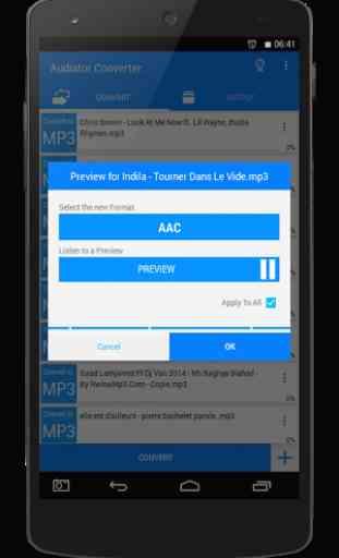 Todu Vídeo Mp3 Audio Conversor 4
