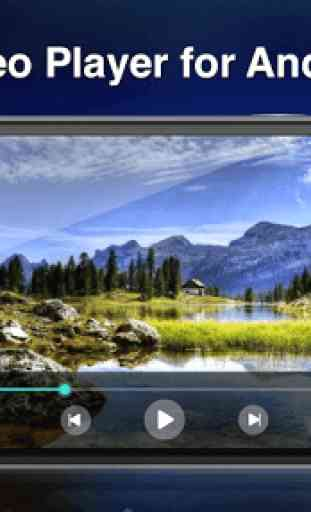 Video Player para Android 3