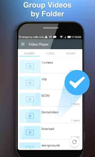 Video Player para Android 4