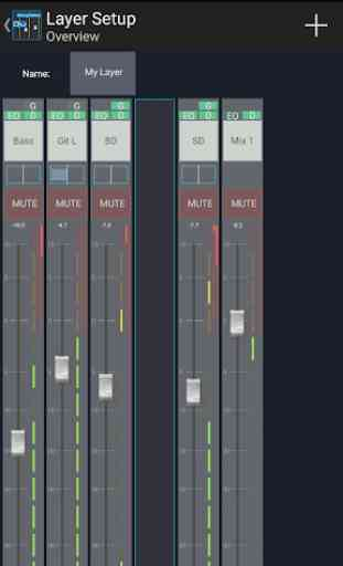 Mixing Station Qu 2