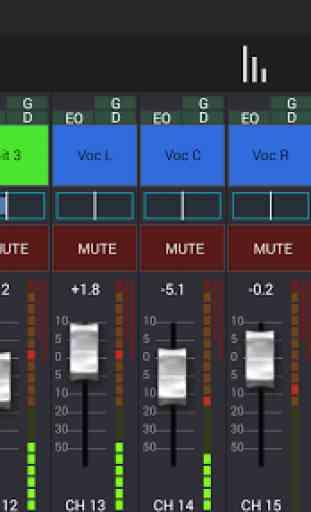 Mixing Station XM32 1
