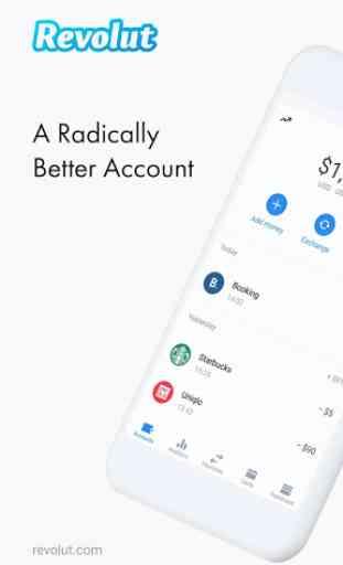 Revolut - A Radically Better Account 1